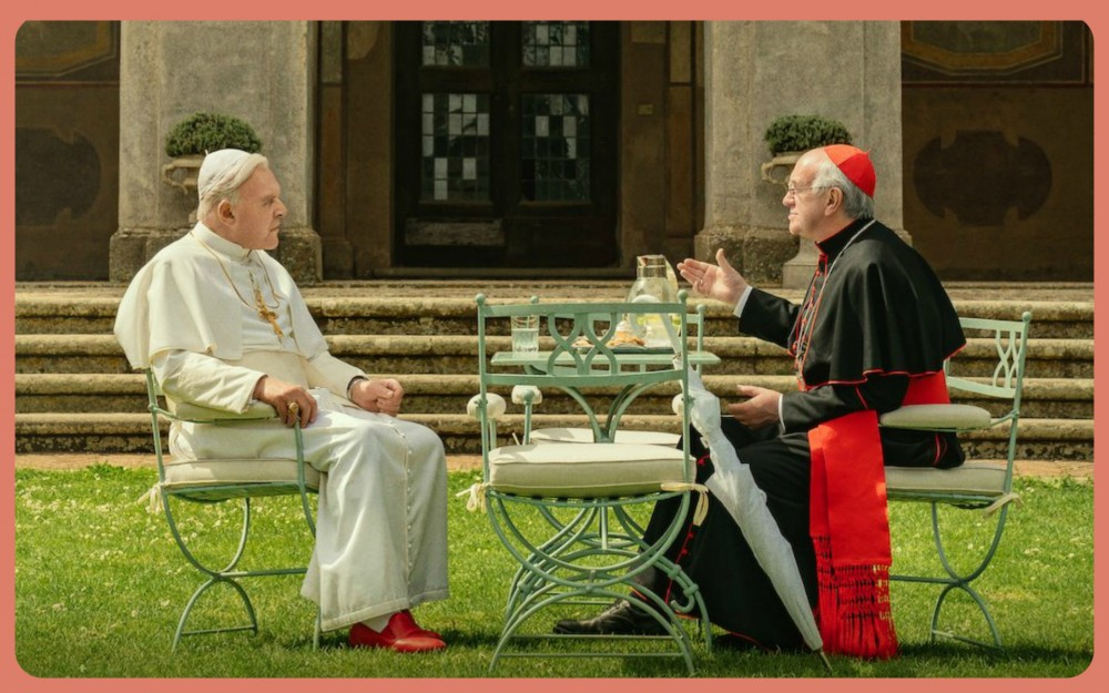 «Два Папы» 2019