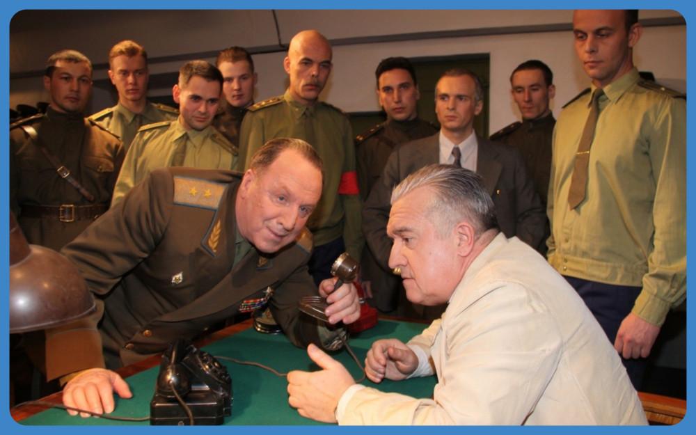 «Гагарин. Первый в космосе» 2013