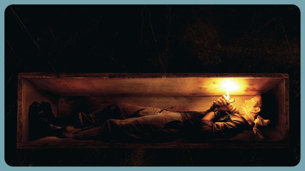 «Погребённый заживо» 2010