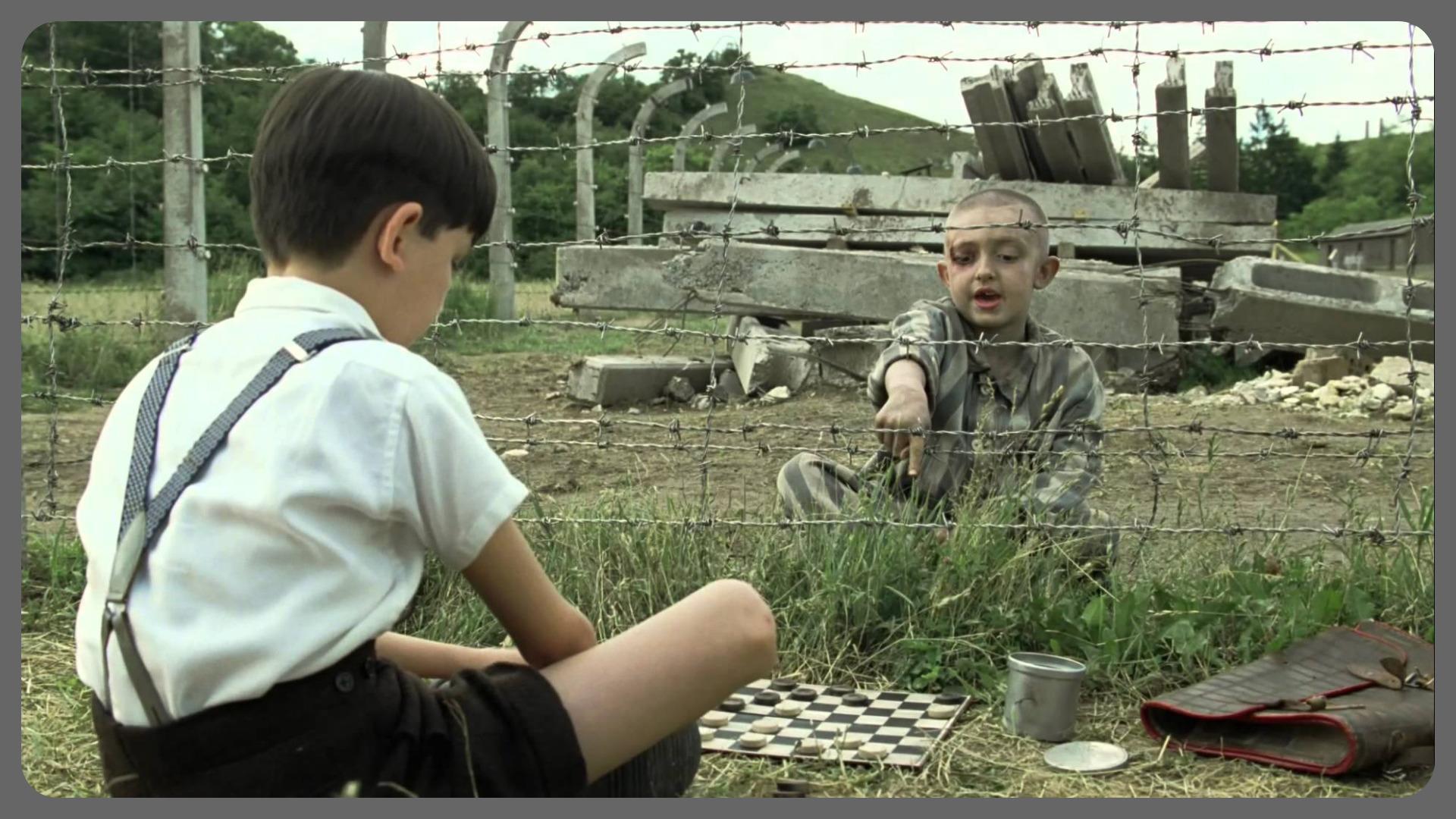 «Мальчик в полосатой пижаме» 2008