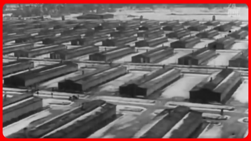 «Наступит ночь» 2015. Документальный фильм о немецких концлагерях, вышедший через 70 лет
