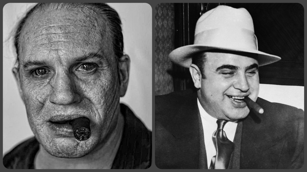 «Лицо со шрамом» («Капоне», «Capone») 2020 / Аль Капоне
