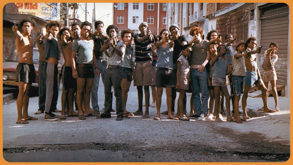 «Город бога» 2002