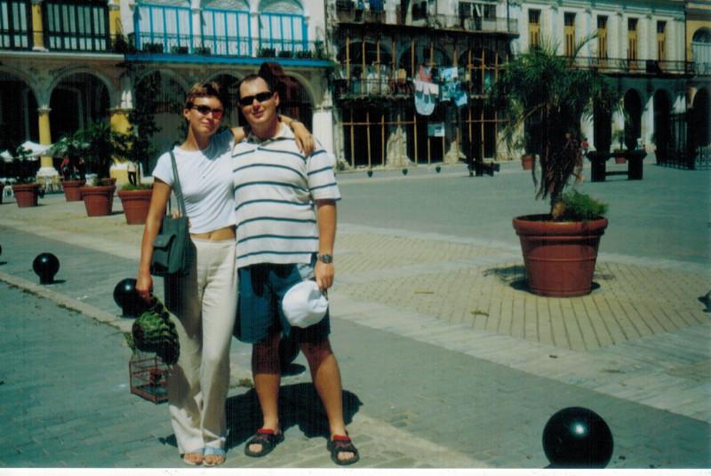 Куба, Гавана. 2004