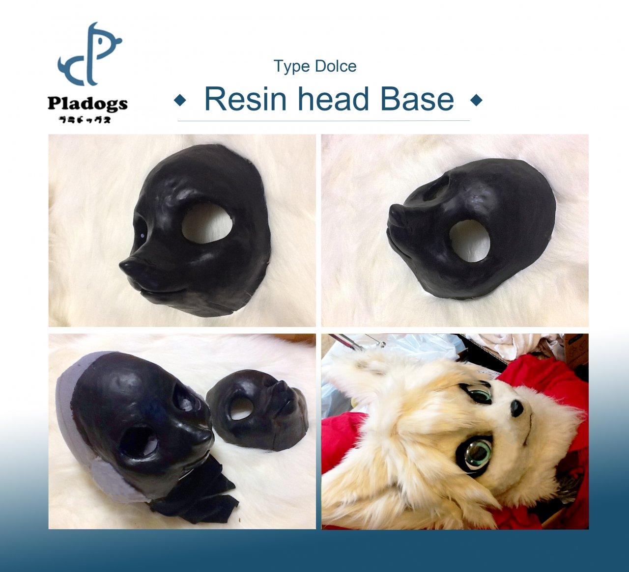 HT make a resin mask tutorial Wolf for Halloween Fursuit Diy