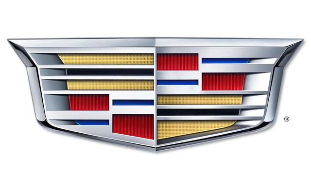 Cadillac Logo 2014