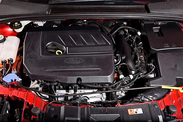 1.5 EcoBoost на Ford Focus