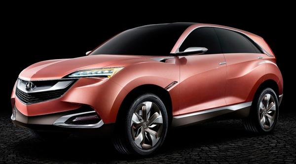 Acura SUV-X