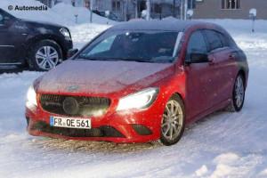 Универсал Mercedes CLA