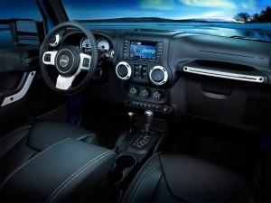 интерьер Jeep Wrangler Polar