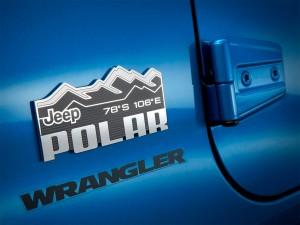 логотип Jeep Wrangler Polar