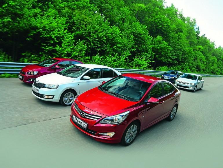 автомобили Хёндай (весь модельный ряд) цены 2015-2016 года