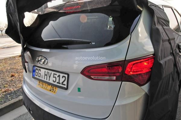 2015-2016 Hyundai Santa Fe