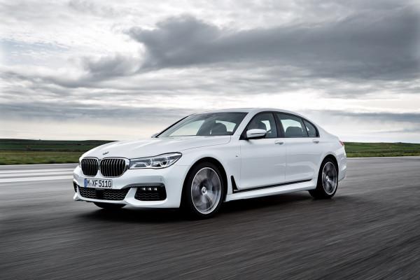 BMW 7-й серии 2015-2016