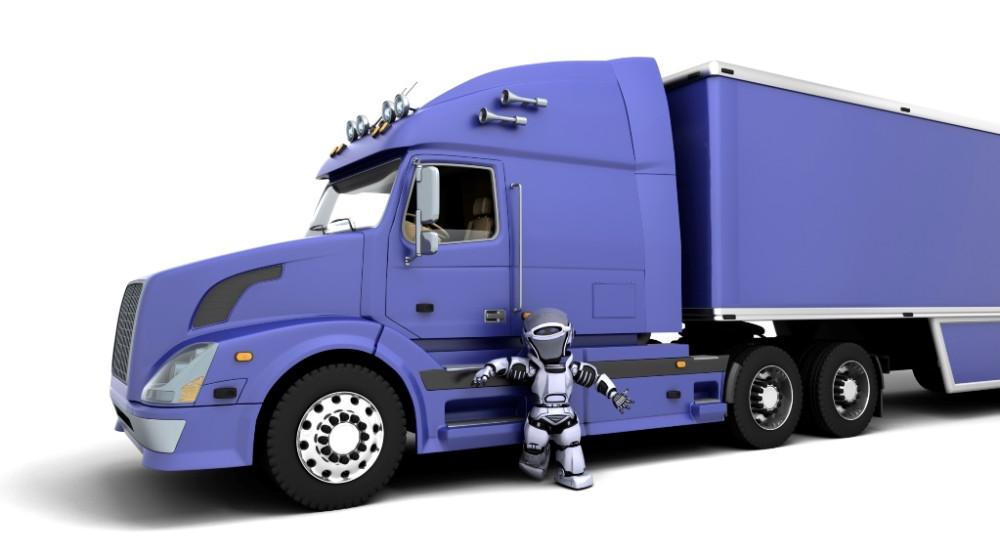 robot truck ts 2
