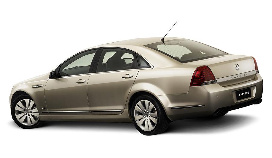 Holden-Caprice