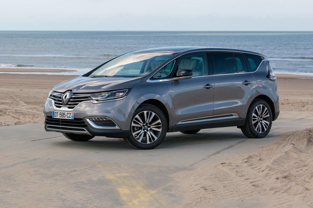Renault Espace, которого мы не увидим