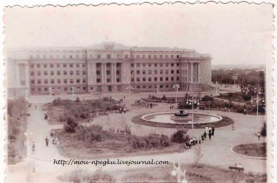 фотографиях в оренбург история