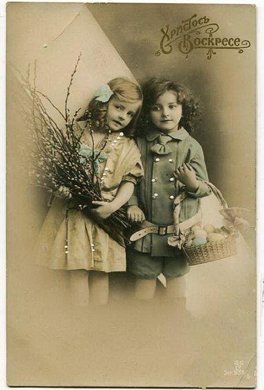 Фото пасхальных открыток дореволюционных, открытки