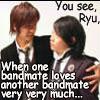 you see, Ryu