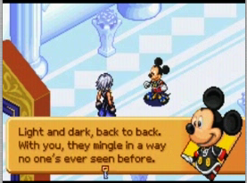 Mickey is questionable