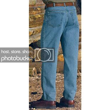 Cabela's Roughneck Loose Fit Jeans