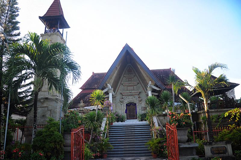 Протестантский храм
