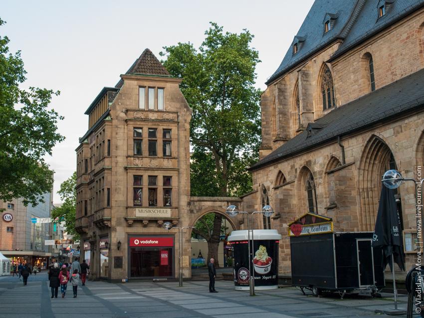 Германия | Дортмунд (Dortmund): Мой новый дом: mova