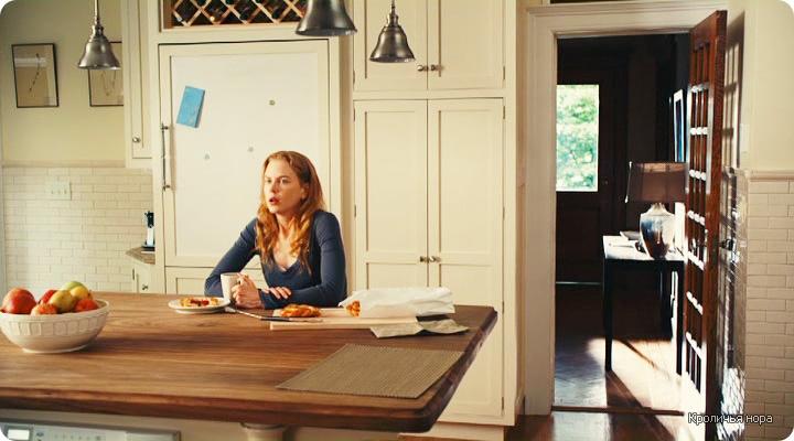 дизайн интерьера кухни из фильма Кроличья нора