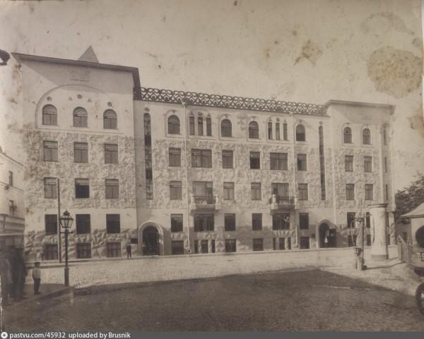 Звери_1910е
