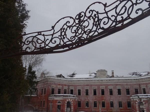 Дом_парадный фасад