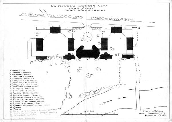 Схема 1958г