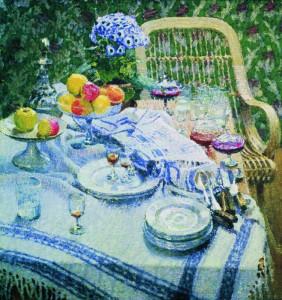 Неприбранный стол 1907