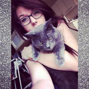 Kaleigh Akkerman Animal Hoarder Cat