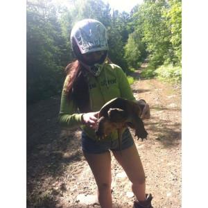 Kaleigh Akkerman Animal Hoarder Snapping Turtle
