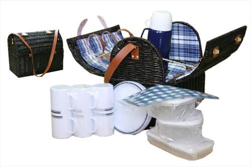 Набор для пикника с изотермическим отделением