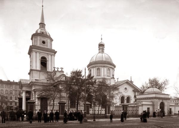 Покровская церковь 1