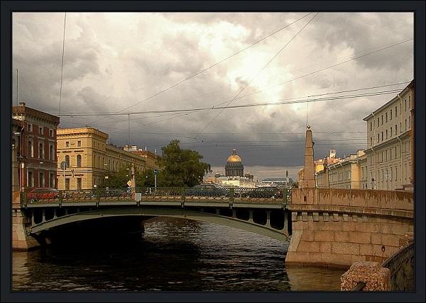 Григорьеff_Поцелуев мост2