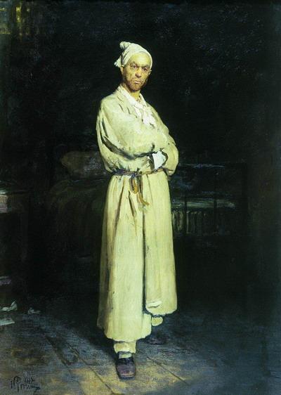 Repin_poprishchin-1882