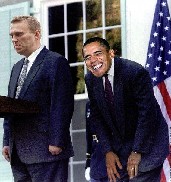 Навальный — наш президент