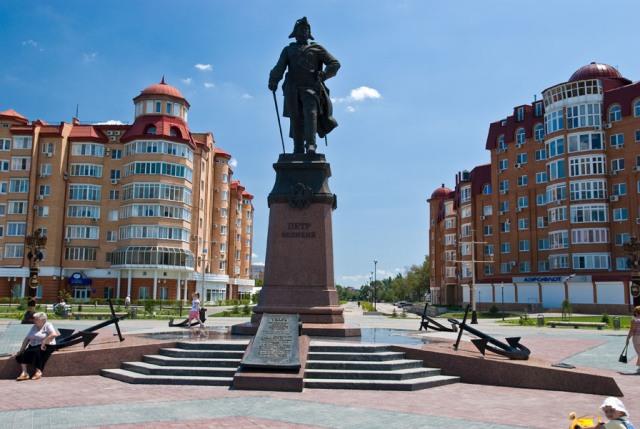 Petr v Astrachany