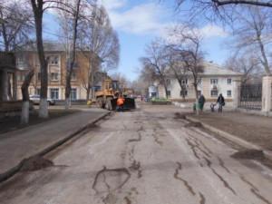 Очистка от зимних накоплений Молдавская