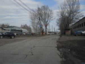 Подбор мусора ул.Заводская