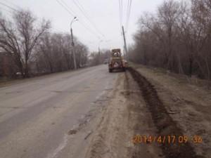 Кряжское шоссе