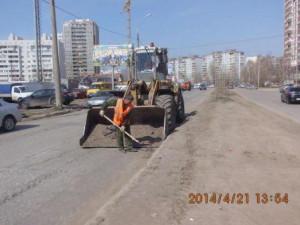 Уборка зимних Г.Димитрова (5)