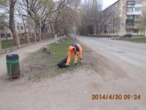 Ул. бакинская.