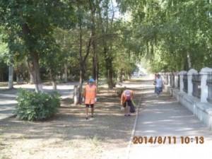 ул.Фасадная подбор мусора