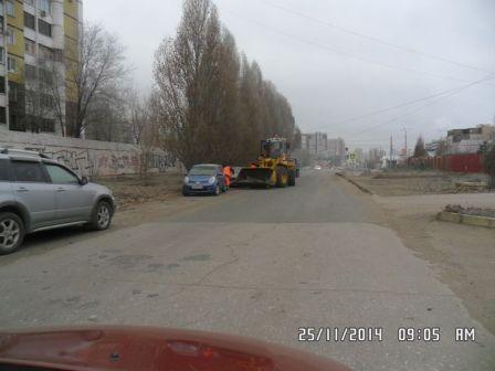 прилотковая Солнечная от Димитрова до Ташкентская (12)