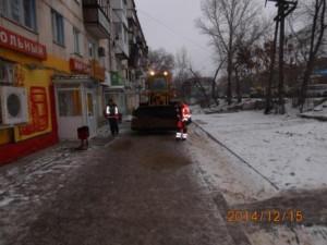 посыпка тротуаров Пугачевский тракт