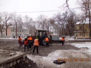 пешеходный переход ул.Фасадная-ул.Калининградская